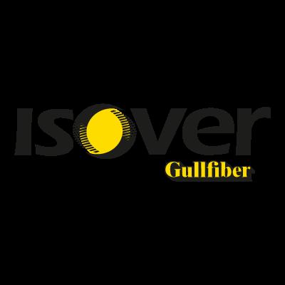 Isover Gullfiber vector logo