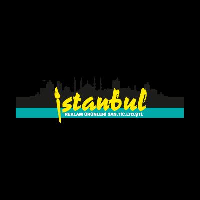 Istanbul reklam vector logo