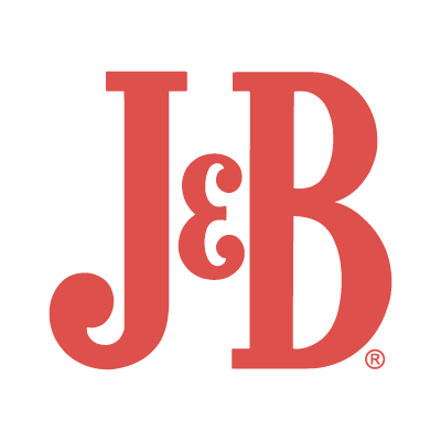 J & B Scotch Whisky logo