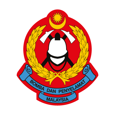Jabatan Bomba Dan Penyelamat Malaysia vector logo