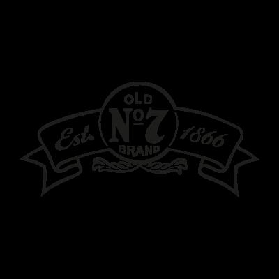 Jack Daniel's 1866 logo