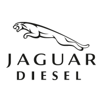 Jaguar Diesel vector logo download free