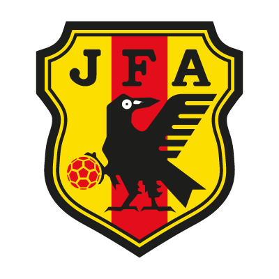 Japan Football Association vector logo