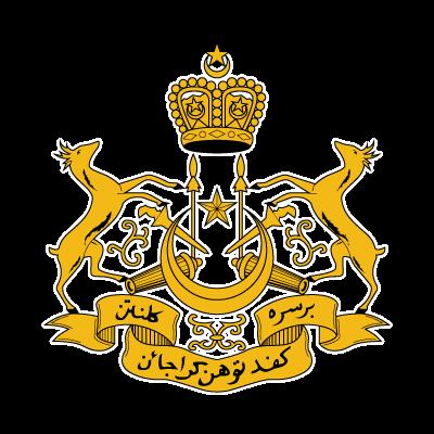 Jata Negeri Kelantan vector logo