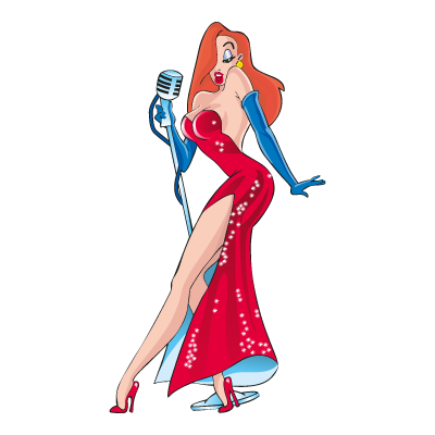 Jessica Rabbit logo