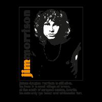 Jim Morrison – The Doors vector logo free