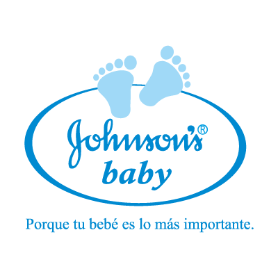 Johnson's baby vector logo