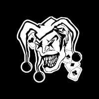 Joker vector logo free