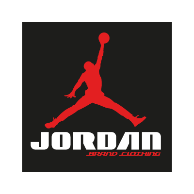 Jordan Brand Clothing vector logo