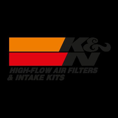 K&N vector logo