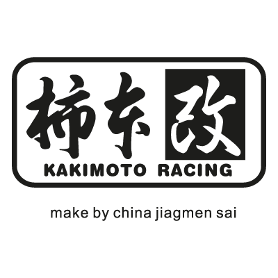 Kakimoto racing vector logo