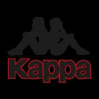 Kappa company vector logo free