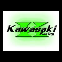 Kawasaki Racing vector logo free download