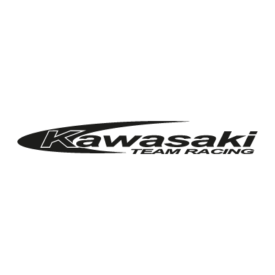 Kawasaki Team Racing vector logo
