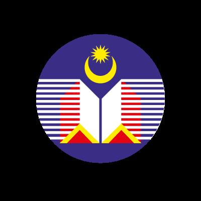 Kem Pelajaran Malaysia vector logo