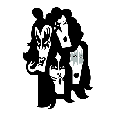 KISS band logo