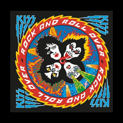 Kiss (band) vector logo