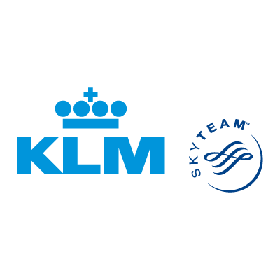 KLM Skyteam vector logo