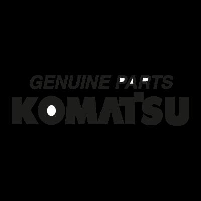 Komatsu Genuine Parts vector logo