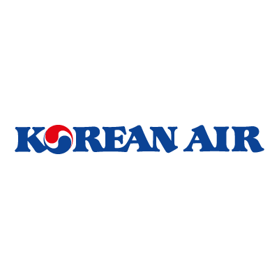 Korean Air (.EPS) vector logo