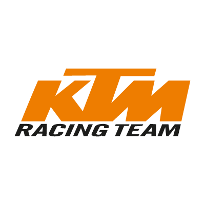 KTM Racing Team vector logo
