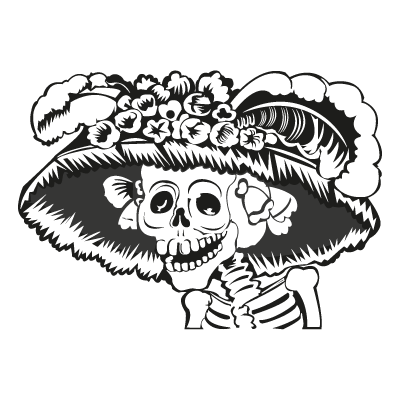 La Catrina logo