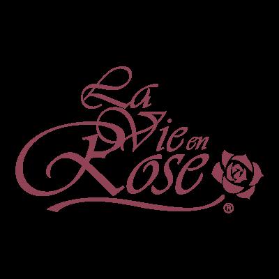 La vie en Rose vector logo