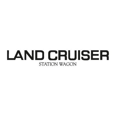 Land Cruiser vector logo