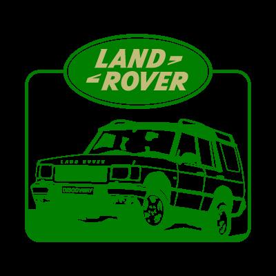 Land Rover Auto logo