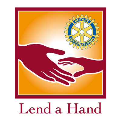Lend a Hand logo