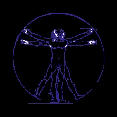 Leonardo da Vinci vector logo