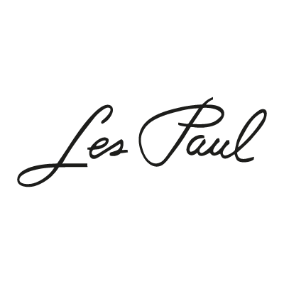 Les Paul vector logo