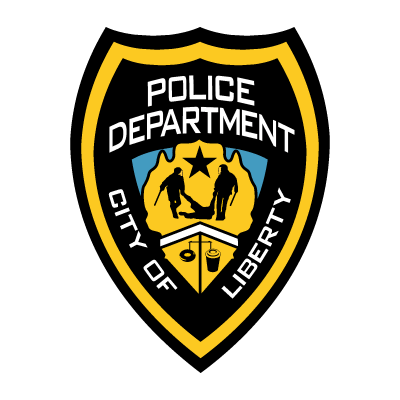 Liberty City Police vector logo
