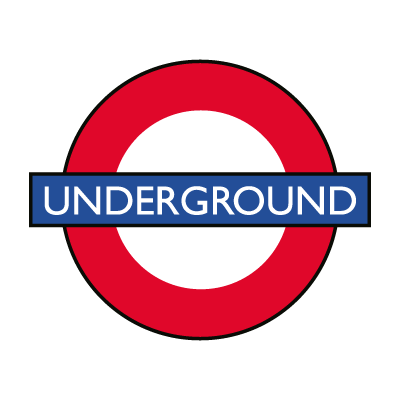 London Underground (.EPS) vector logo