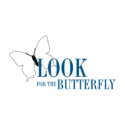 Look For The Butterfly logo