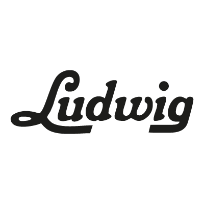Ludwig drums vector logo