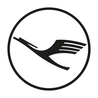 Lufthansa German Airlines vector logo