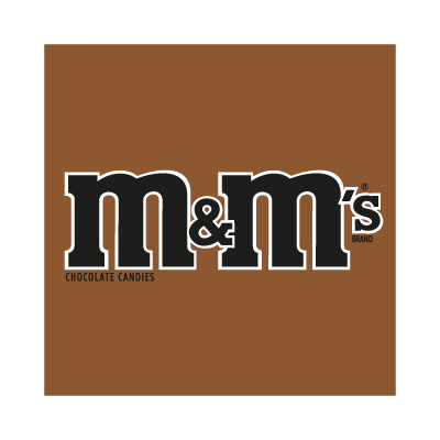 M&M's Chocolate Candies vector logo