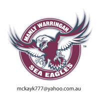 Manly Warringah Sea Eagles vector logo free download