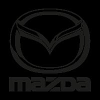 Mazda black vector logo free download
