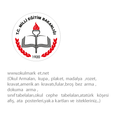Meb milli egitim vector logo