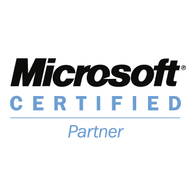 Microsoft Certified Partner (.EPS) vector logo