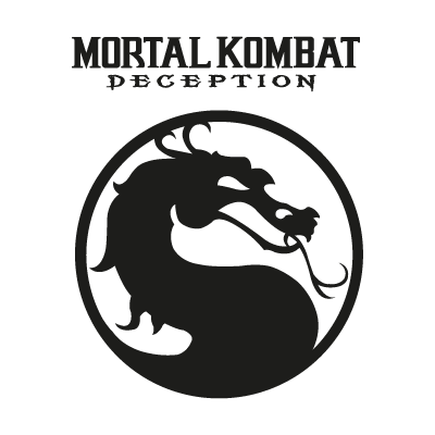 Mortal Kombat Deception vector logo