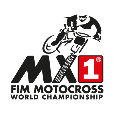 Motocross World Championship vector logo