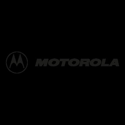 Motorola black vector logo
