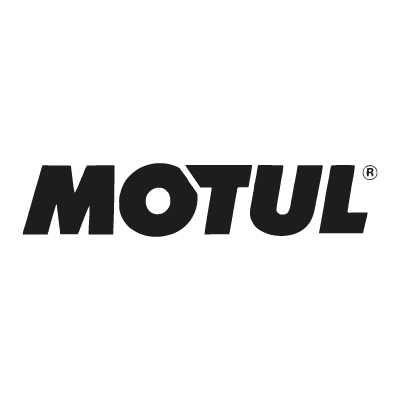 Motul black vector logo