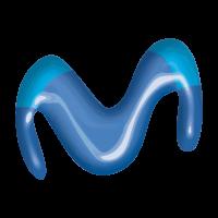 Movistar Azul vector logo free