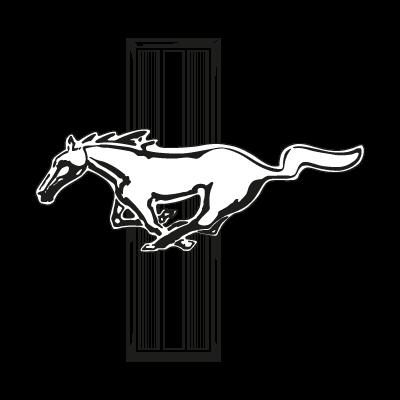 Mustang Ford vector logo