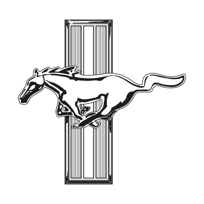 Mustang Ford logo