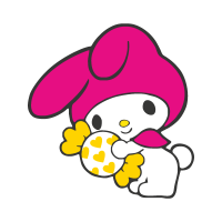 My Melody vector logo free download